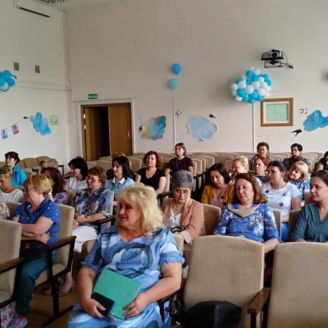 Отчетно выборное профсоюзное собрание в школе доклад 6133